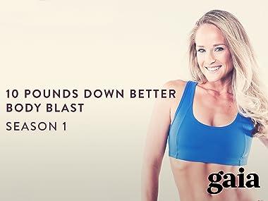 Amazon.com: Gaiam: Jessica Smith 10lbs Down - Better Body Blast: Amazon  Digital Services LLC