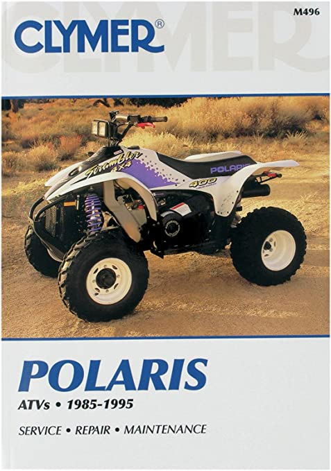 amazon com 1985 1995 polaris polaris atv all 6 wheel drive models rh amazon com Polaris Sportsman 700 ATV polaris atv service manual pdf