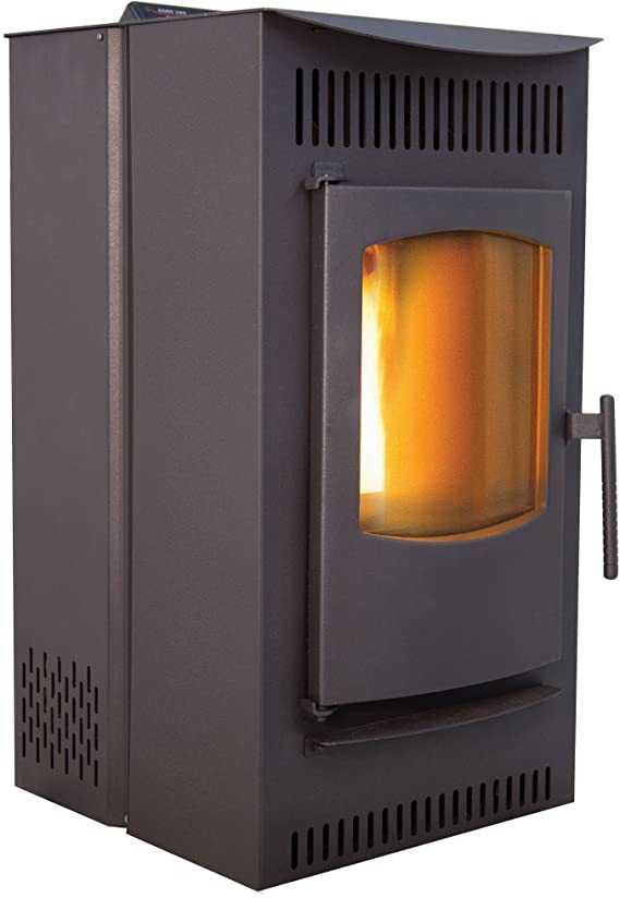 Castle Serenity 12327 Wood Pellet Stove with Smart Controller
