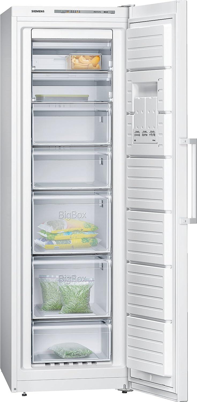 Siemens iQ300 Independiente Vertical 237L A++ Blanco - Congelador ...