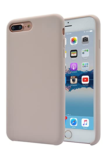 beige iphone 8 case