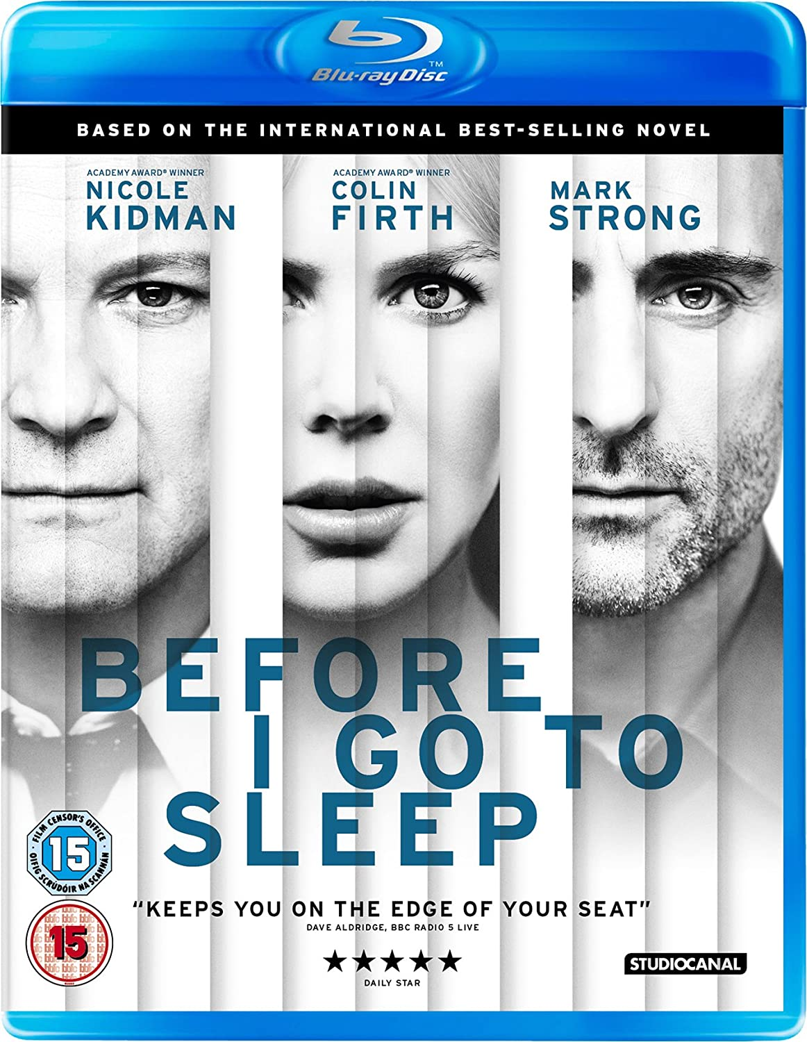 Before I Go to Sleep 2014 BluRay 720p 450MB ( Hindi – English ) ESubs MKV