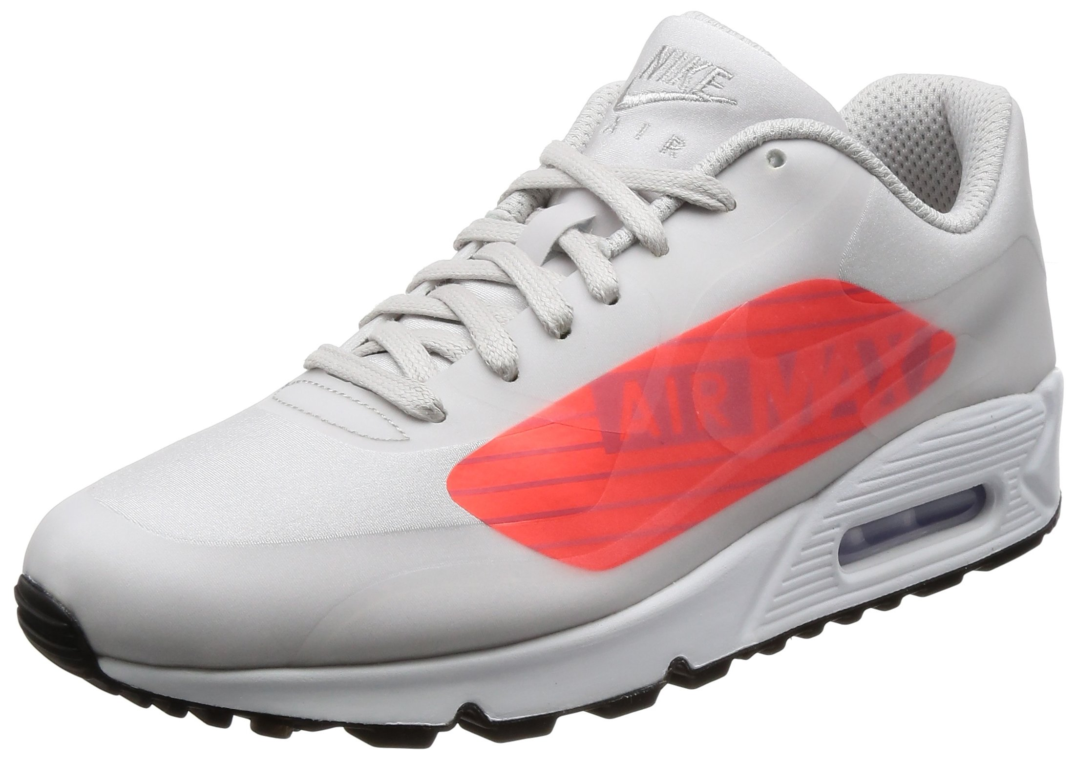 the best attitude 01ad5 a4323 Galleon - NIKE Air Max 90 NS GPX Mens Running Trainers AJ7182 Sneakers Shoes  (UK 6 US 7 EU 40, Neutral Grey Bright Crimson 001)