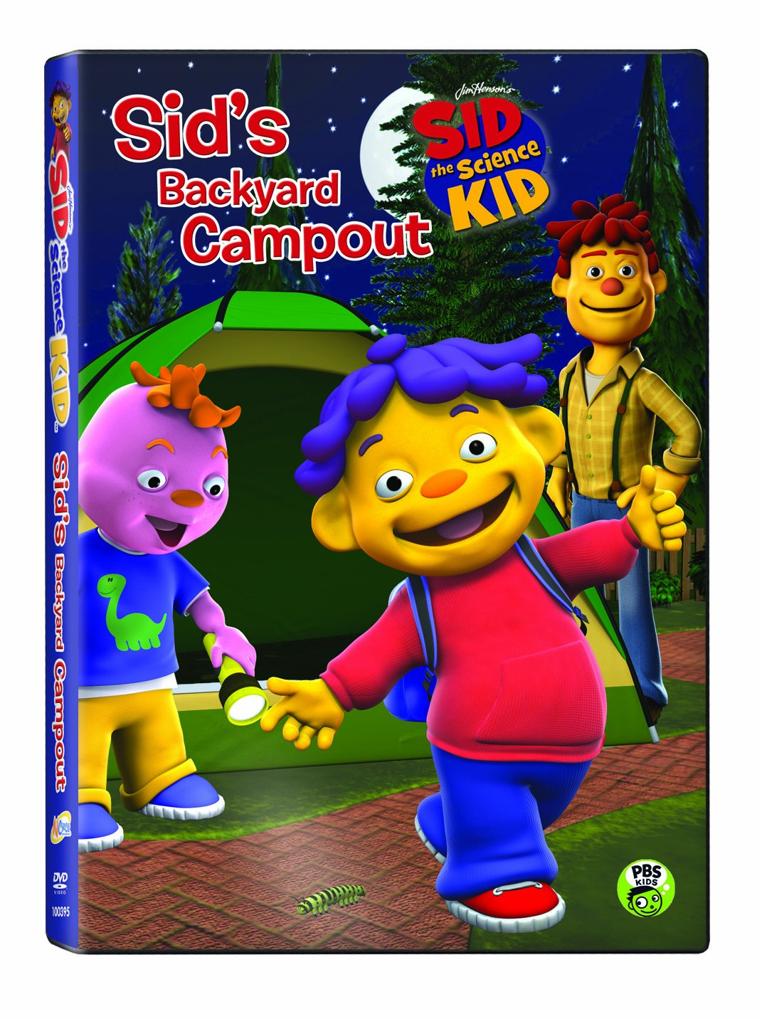 Amazon.com: Sid The Science Kid: Sid\'s Backyard Camp Out: Sid, Katy ...