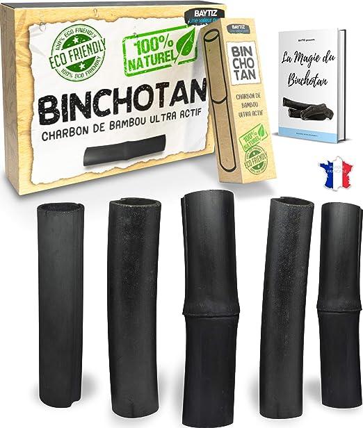 baytiz | Filtro de Agua de Carbón Activo - x5 Binchotan Bio ...