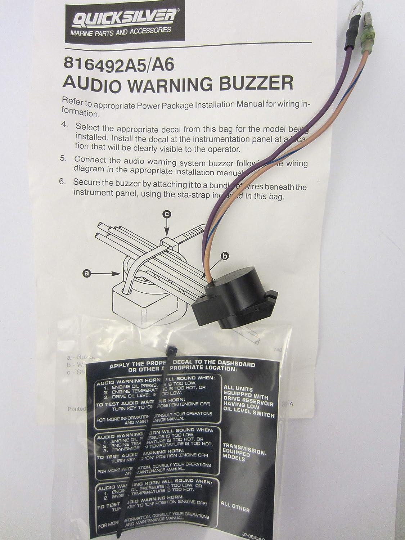 Alarm Kit Sports Outdoors Ho Engine Wiring