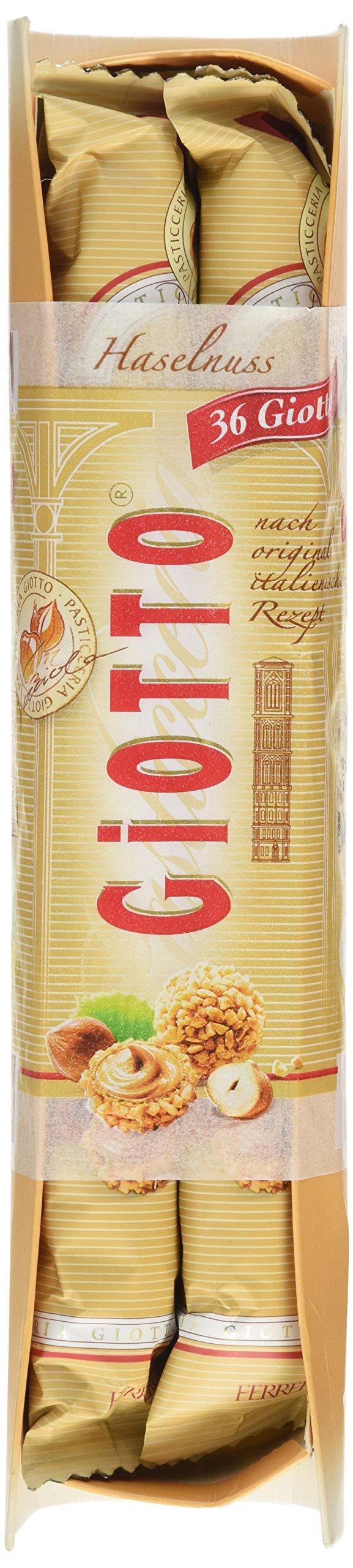 Amazon.com : Ferrero Giotto Hazelnut Cream Balls in Bag ...  Amazon.com : Fe...