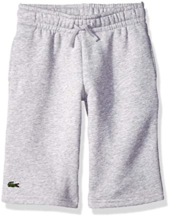 9acb8dbe6190e1 Amazon.com  Lacoste Boy Sport Fleece Shorts  Clothing