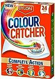DYLON カラー キャッチャー 洗濯 色移り 防止シート 24枚入り [日本正規品]