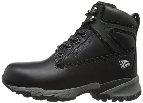 JCB F/TRACK/B Conjunto Adulto, Zapatos De Seguridad De EU 48 ...