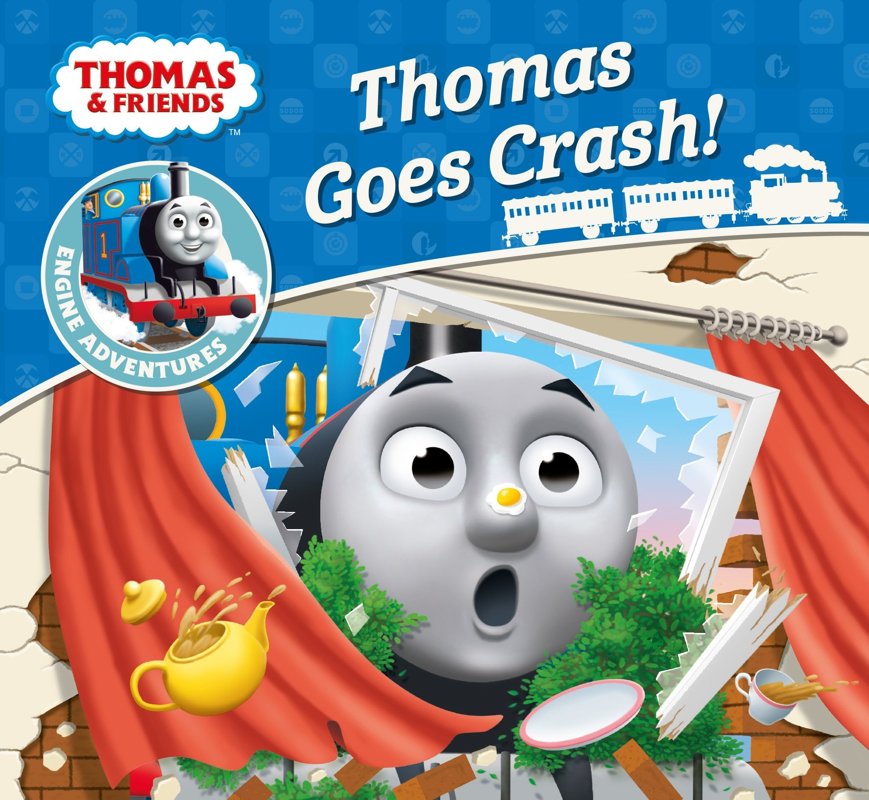 Thomas & Friends: The Ghost Engine (Thomas Engine Adventures ...
