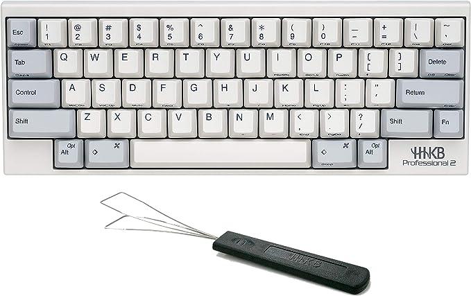 PFU Happy Hacking Keyboard Professional2 白 (英語配列)PD-KB400W-B