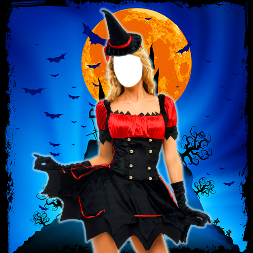 Halloween Photo Editor]()