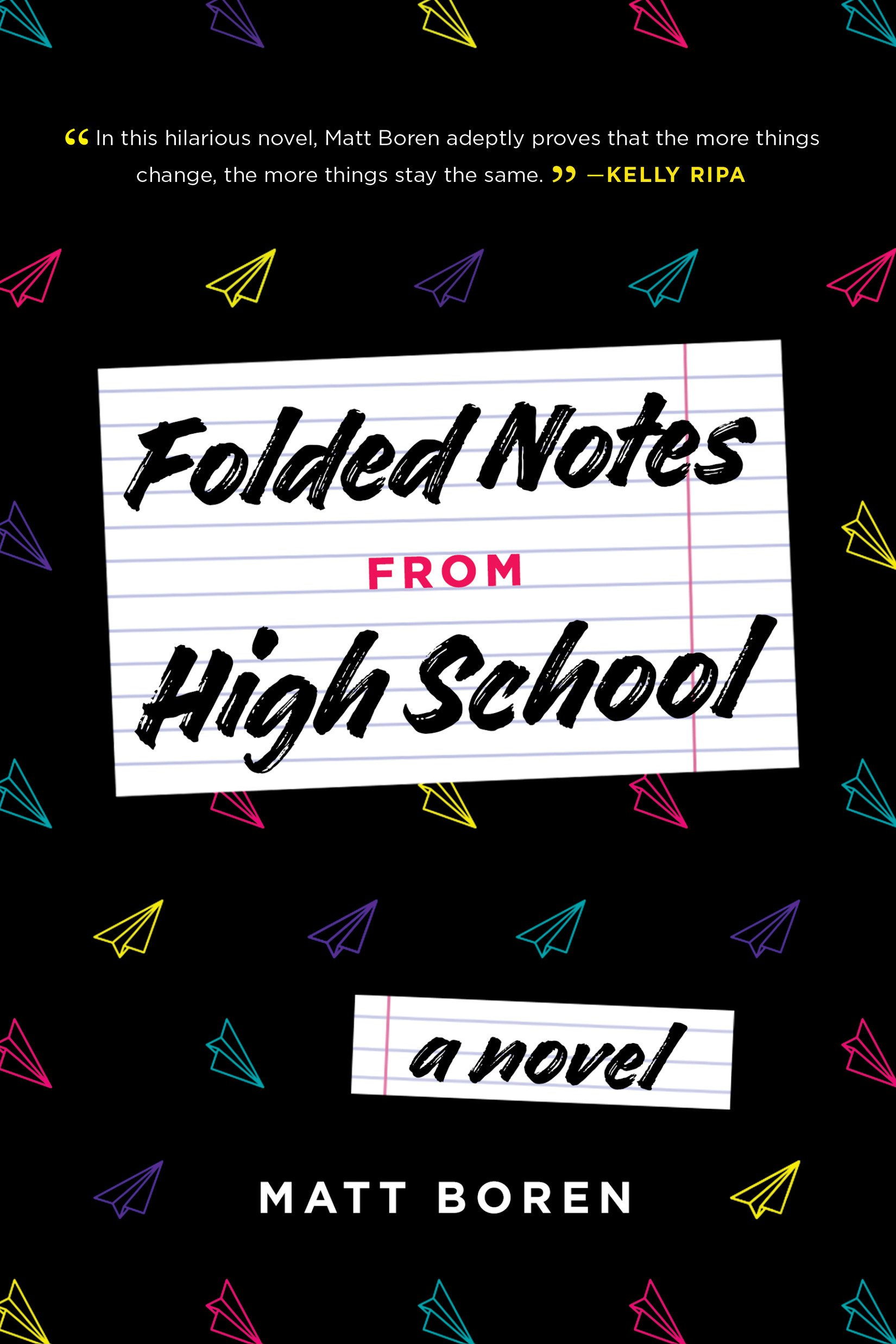 Download Folded Notes from High School PDF