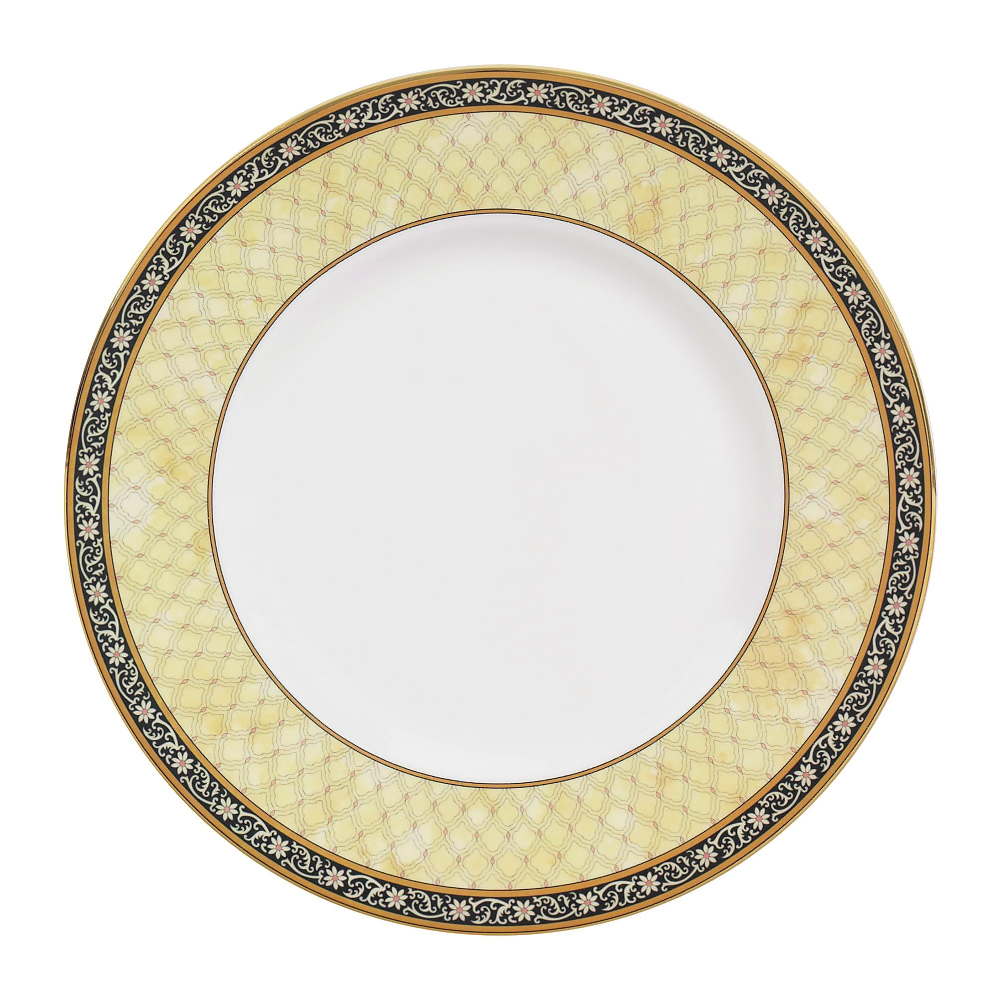 Wedgwood India Accent Plate, 9'', Multicolor