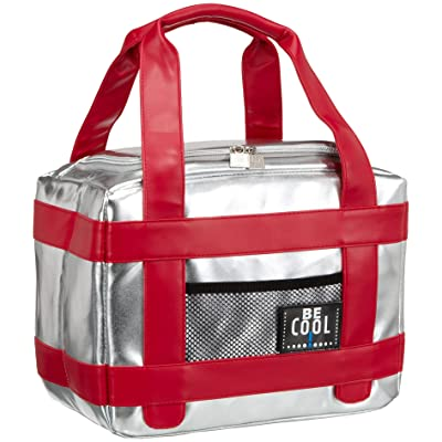 BeCool City petit Sac isotherme Argent Rouge  5Tnqi1004875  - €21.19 fae9bf46feb
