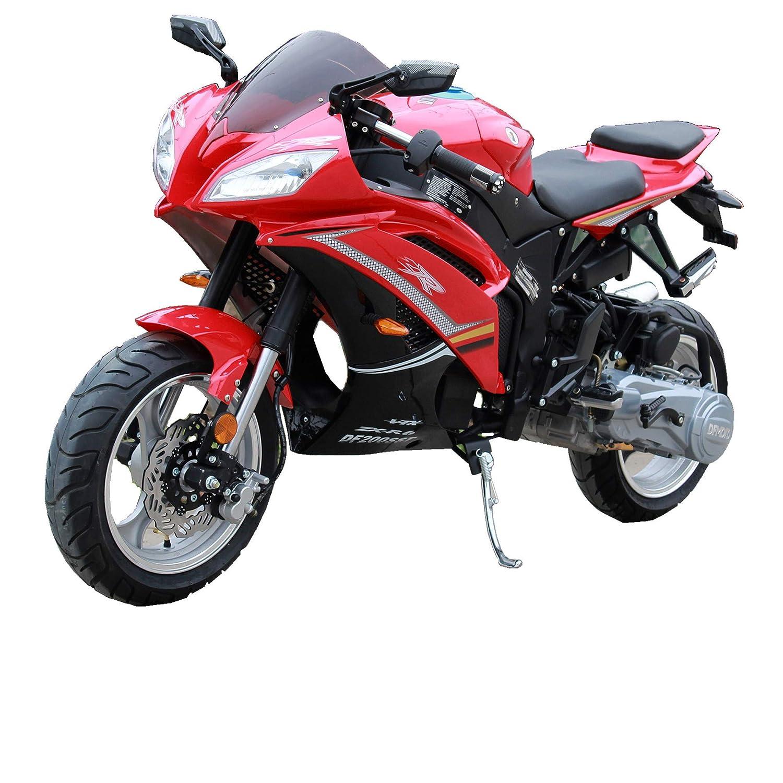 Amazon com: FAREAST DF200SST 200cc Motorcycle Super Bike