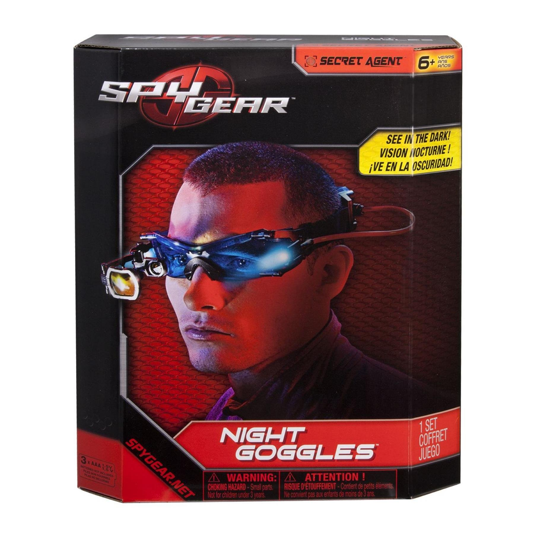 Spy Gear - Night Goggles by Spin Master (Image #2)