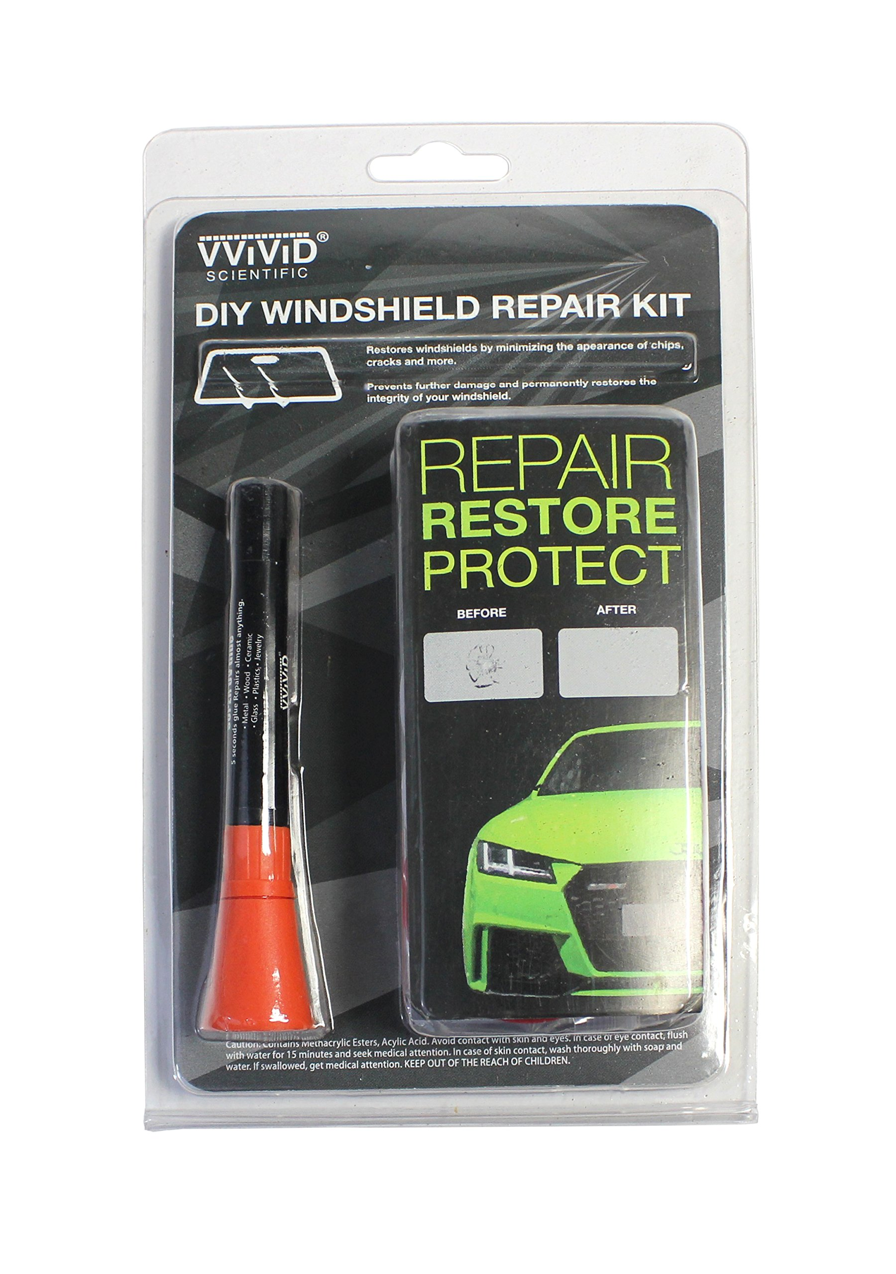 VViViD Do-It-Yourself Windshield Repair Kit