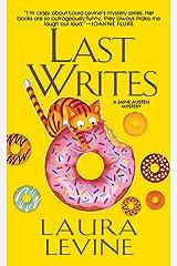Last Writes (A Jaine Austen Mystery series Book 2)