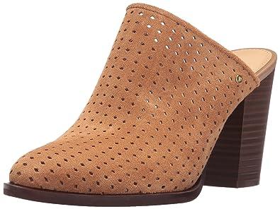 Sam Edelman Bates Golden Caramel Women's Clogs Mules KZCCEYX for Sales