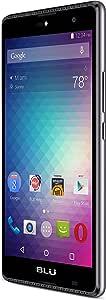 BLU Advance 5.5 HD -Unlocked Dual Sim Smartphone - US GSM - Grey