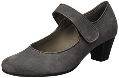 Shoes Damen Basic Pumps Grau 19 Zinn 41 EU Gabor Freies Verschiffen ... 191c1227be