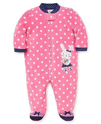 50c82617a Amazon.com  Little Me Baby Girls Sleep Set  Clothing