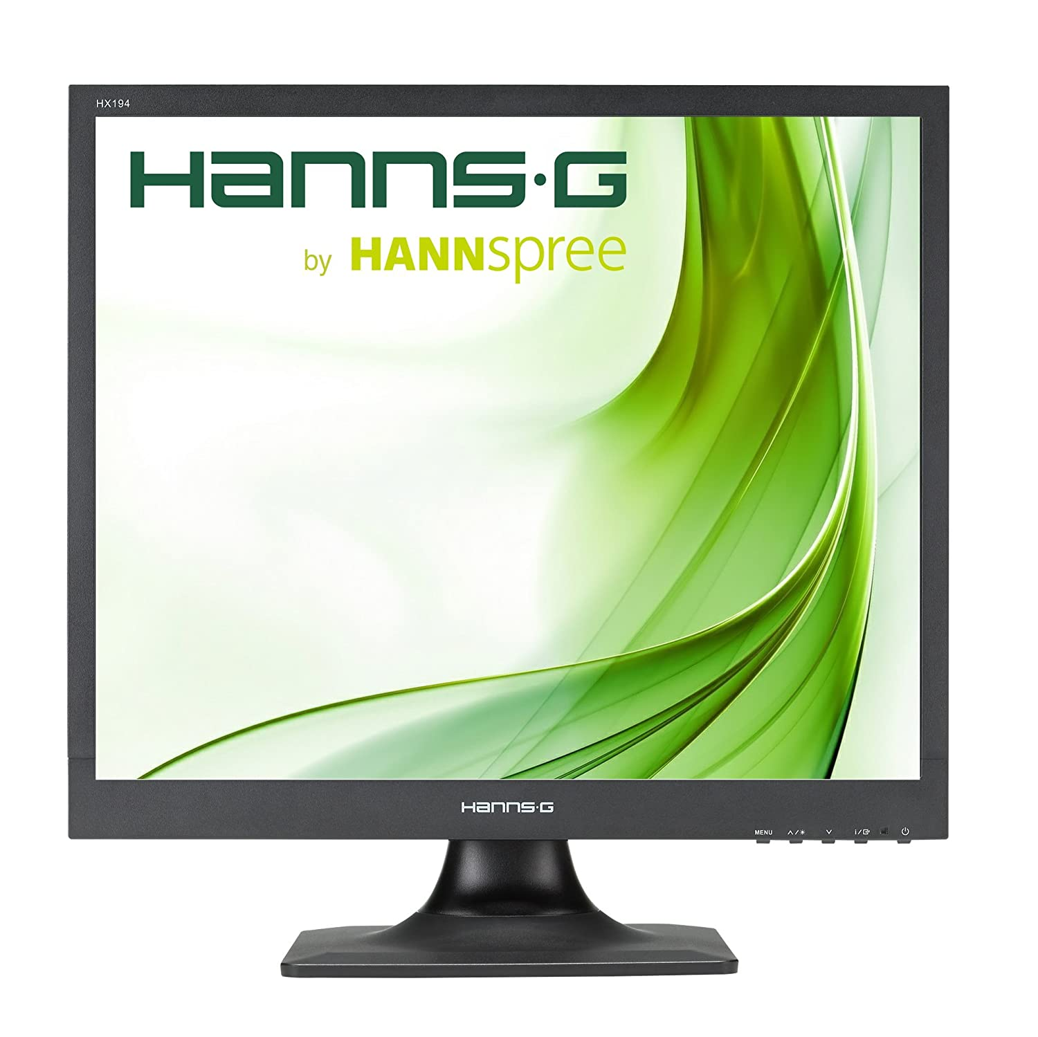 Hanns G HX194DPB 19-Inch Monitor - Black: Amazon.co.uk: Computers &  Accessories