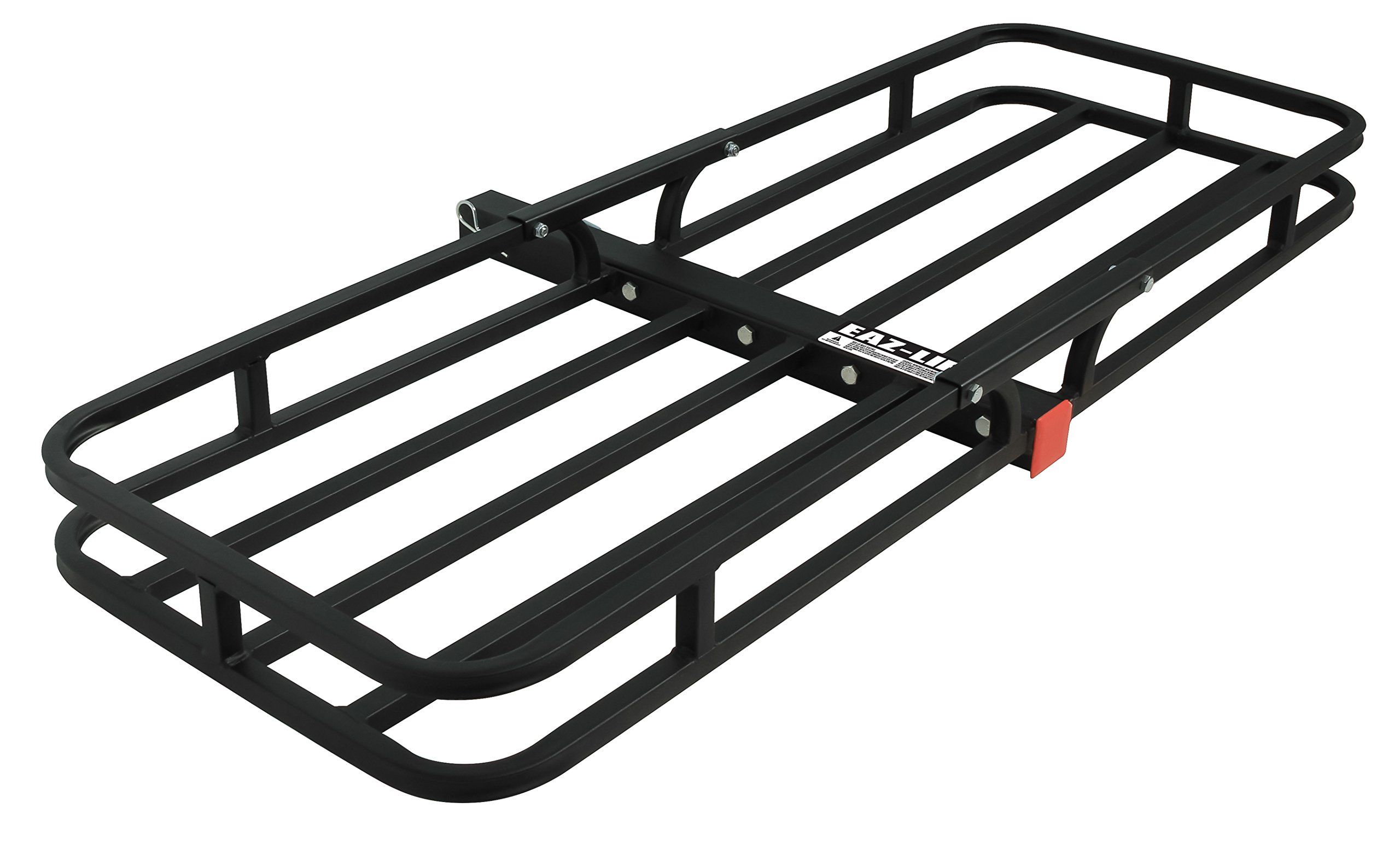 Camco 48475 Hitch Mount Cargo Carrier (Eaz-Lift) by Camco