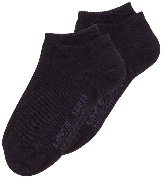 Levis 943002001 - Calcetines cortos para hombre, color azul marino, talla talla francesa: