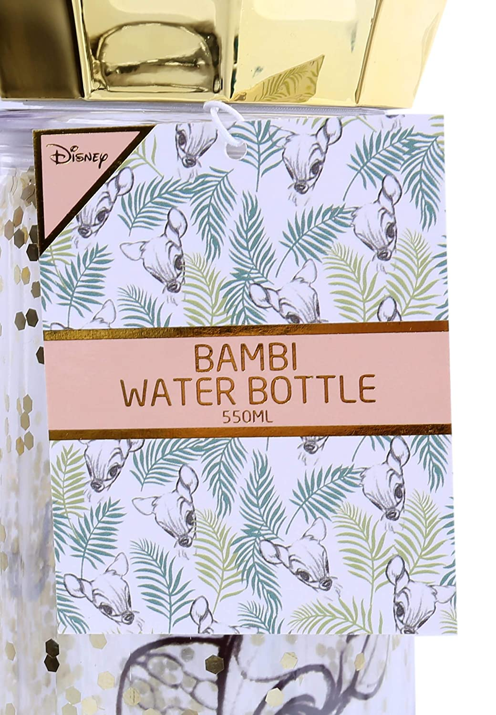 Botella de agua decorada Bambi DISNEY: Amazon.es: Hogar