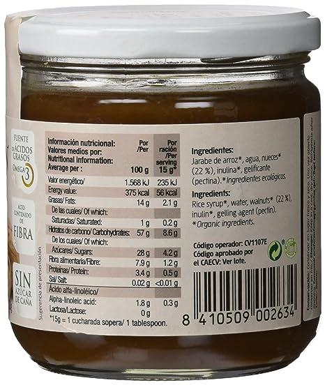 Amandin Crema de Nueces - Paquete de 12 x 330 gr - Total: 3960 gr: Amazon.es: Alimentación y bebidas