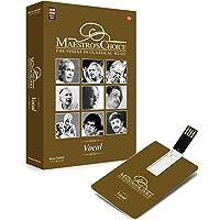 Music Card: Maestros Choice - Male Voices - Vocal - 320 Kbps Mp3 Audio (4 GB)