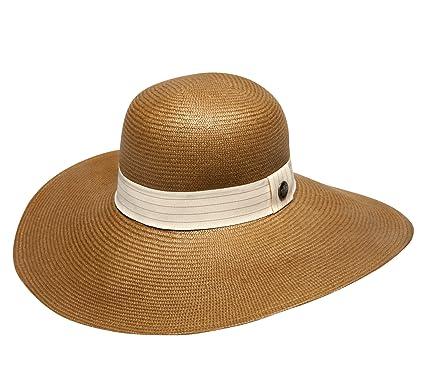 f5d07053b Goorin Bros. Women's Macey Floppy Hat, Natural, Large: Amazon.co.uk ...