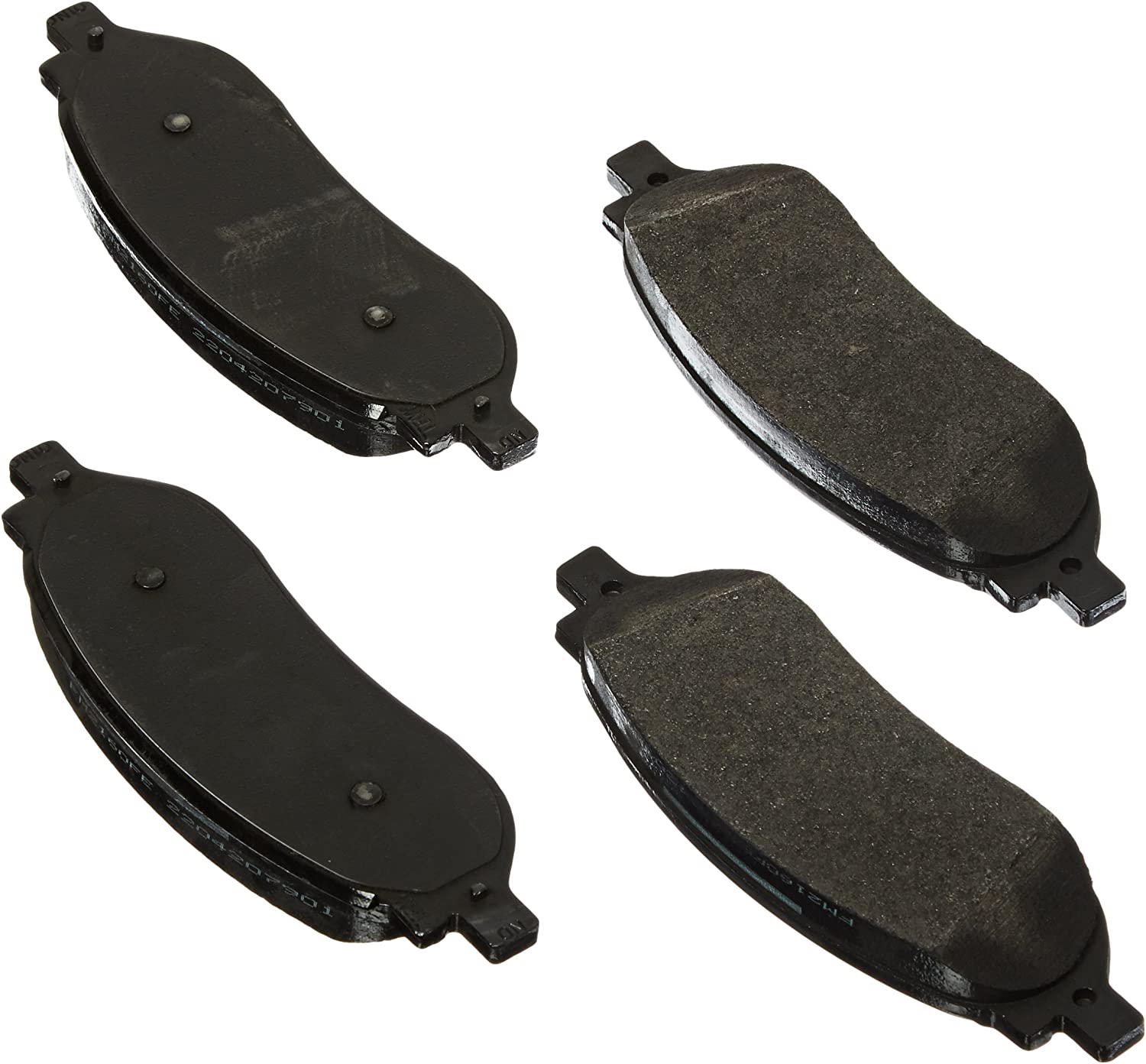 Genuine Ford 5C3Z-2200-AA Brake Shoe and Lining Kit