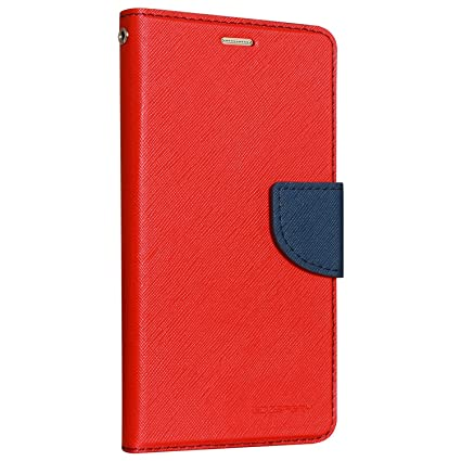 finest selection a9c4c 9968a Lenovo A6600 Flip Cover Mercury Case By: Amazon.in: Electronics
