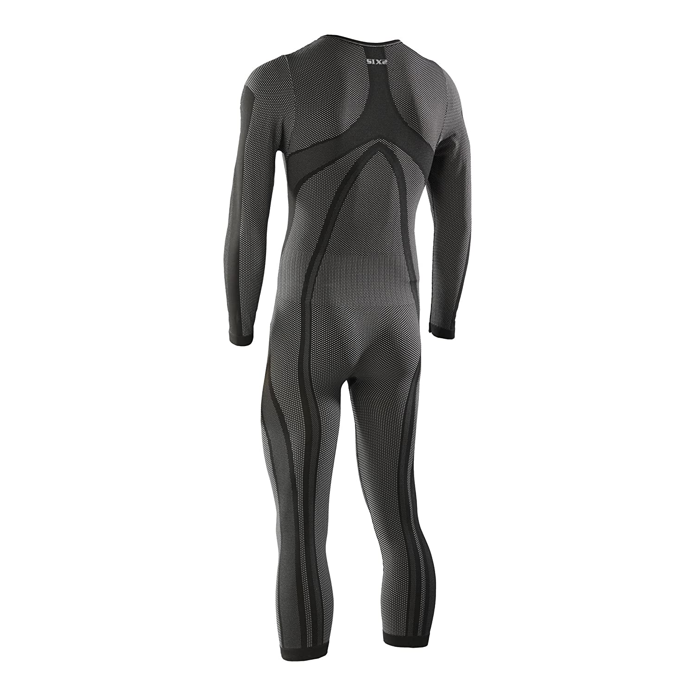 SIXS STX-CB-L Combinaison Adulte Stx Taille L Noir