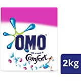 Omo Touch of Comfort Laundry Powder 2kg