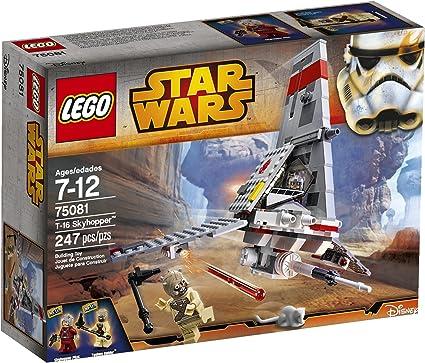 LEGO STAR WARS MINIFIGURE TUSKEN RAIDER GAFFI STICK WEAPON T-16 SKYHOPPER 75081