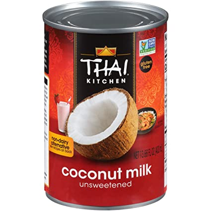 Thai Kitchen Pure Coconut Milk 400ml Amazon Ca Grocery