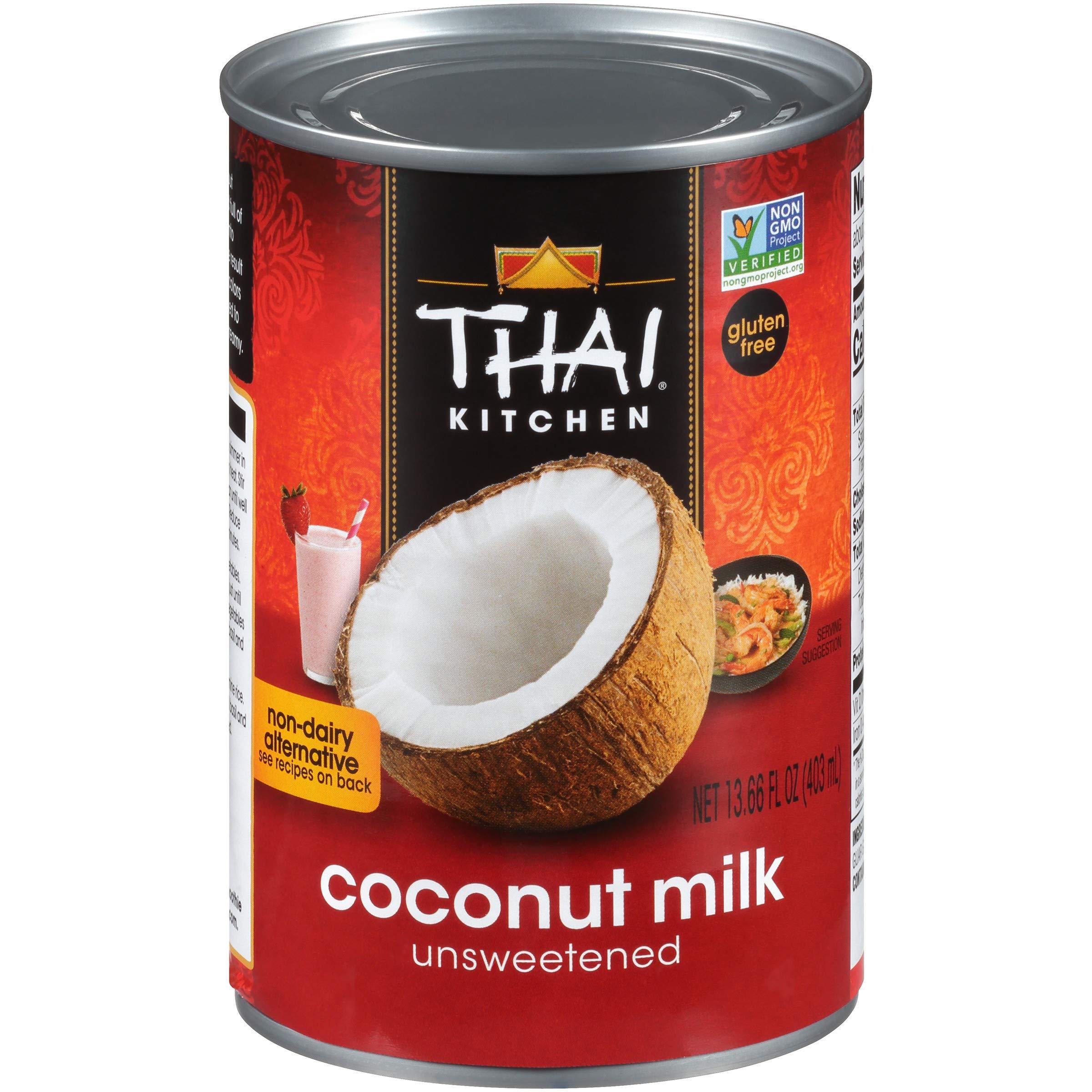 Thai Kitchen Coconut Milk, 13.66 fl oz (Pack of 12)