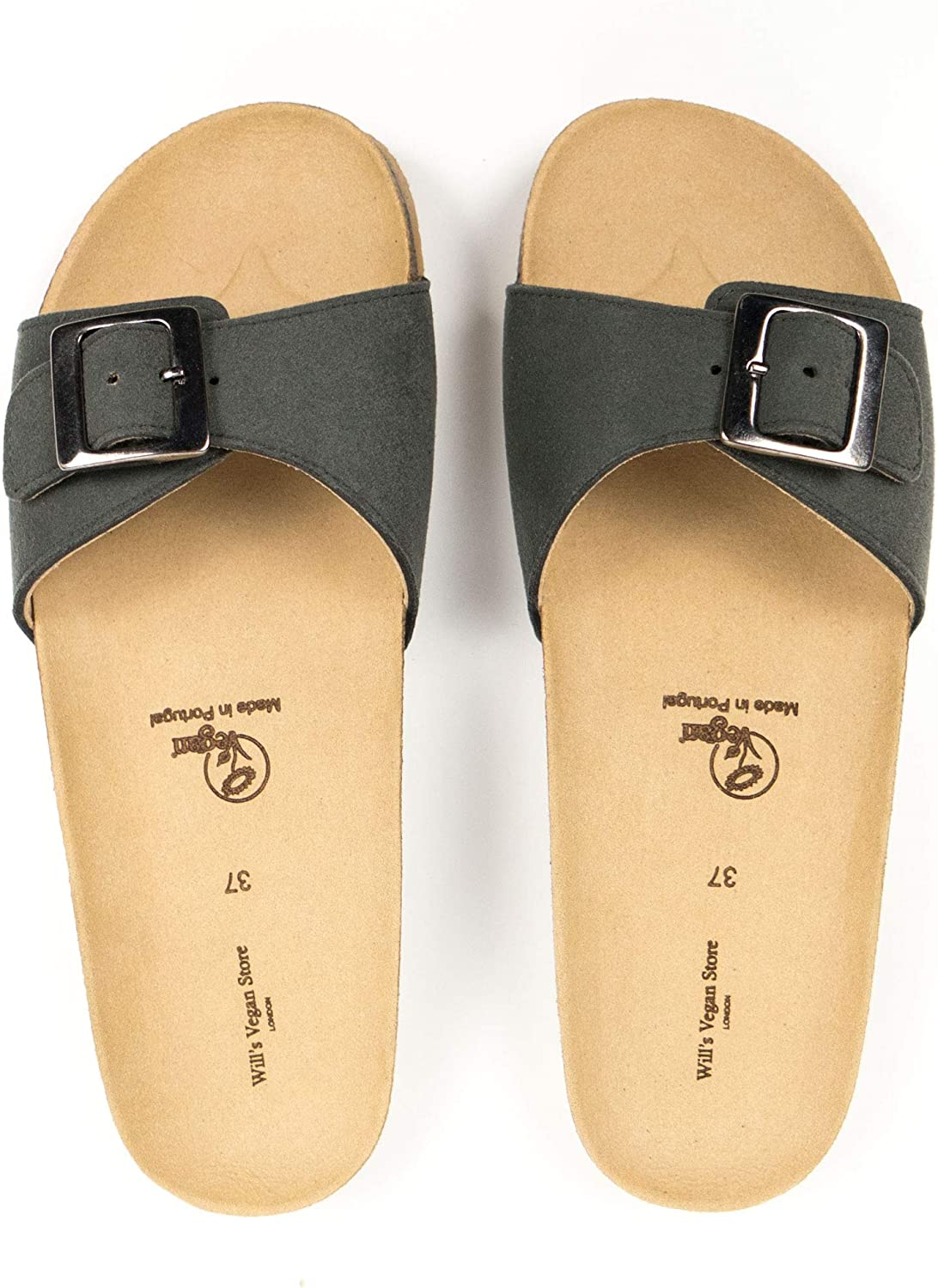 Will's Vegan Shoes Womens Single Strap