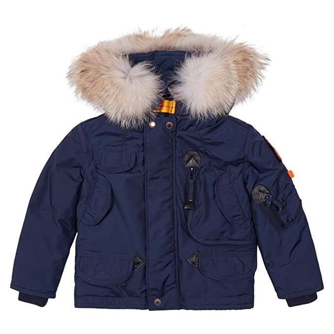 los angeles f6492 ca639 Parajumpers - Kids Right Hand Boys Jacket: Parajumpers ...