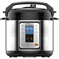 Nutricook Smart Pot by Nutribullet - 6L 9in1 1000 Watts Electric Pressure Cooker