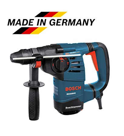 Amazon.com: Bosch RH328VC taladro percutor SDS de 1-1/8 ...
