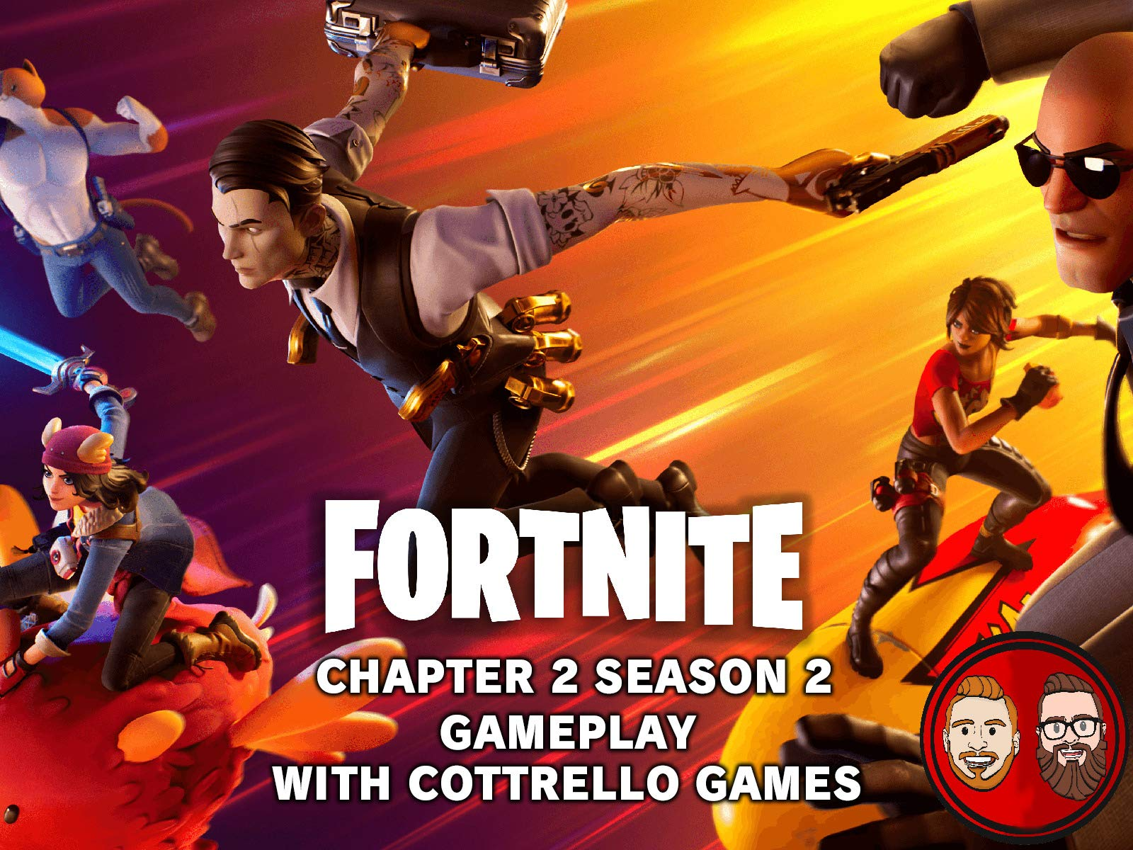 Fortnite Chapter 2 Season 2 Gameplay with Cottrello Games