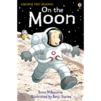 On the Moon: For tablet devices (Usborne First Reading: Level One)
