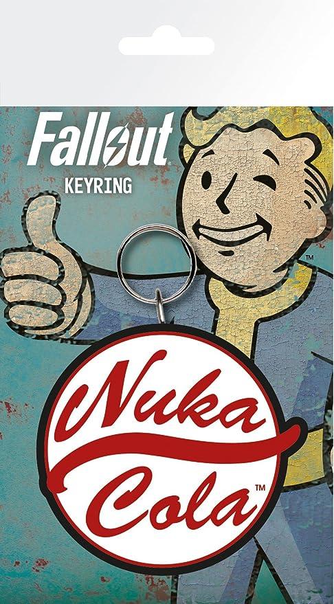 GB Eye LTD, Fallout 4, Nuka Cola, Llavero: Amazon.es: Hogar