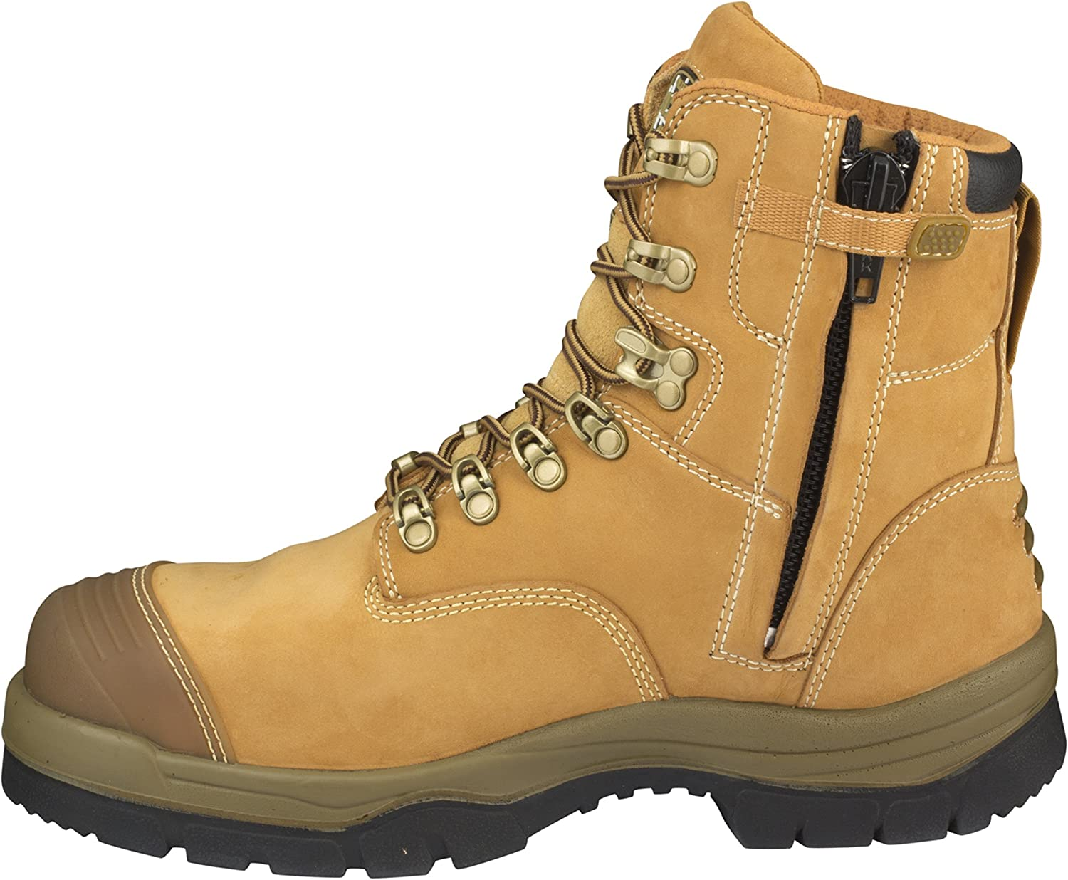 Oliver ATS Mens Work Boots Safety Steel
